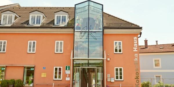 Oskar Kokoschka Haus in Pöchlarn