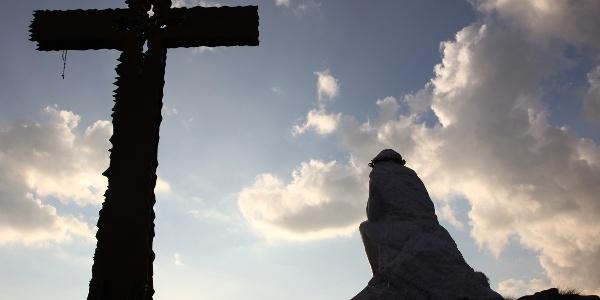 Cristo Pensante alla sera