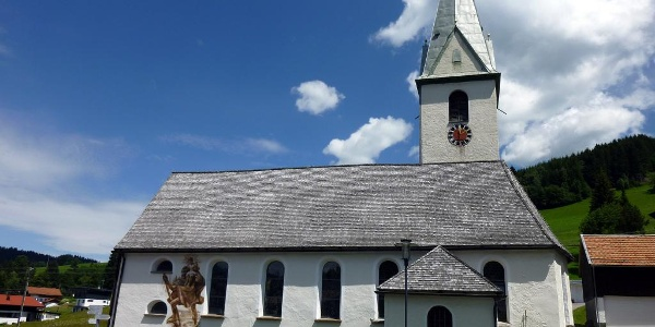 Pfarrkirche Maria Namen