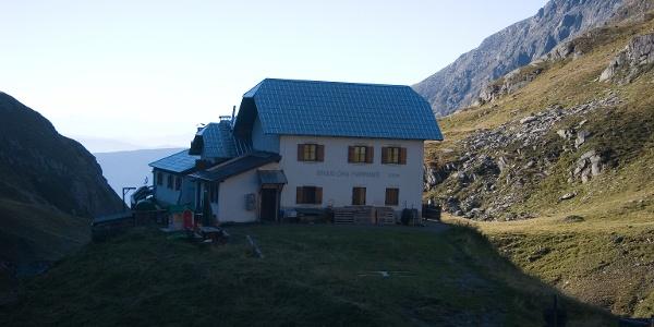 Die Lodnerhütte