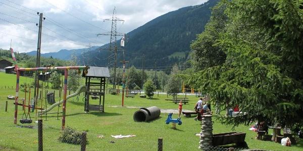 Spielplatz Cumpadials