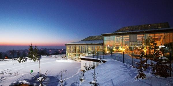 IFA Ferienpark im Winter