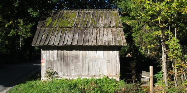 Die Bodenbachmühle