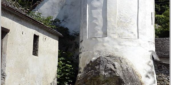 Cappella di San Lucio, San Vittore (GR)