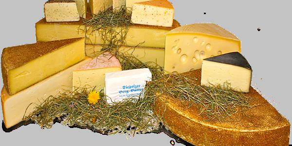 Leckerer Käse