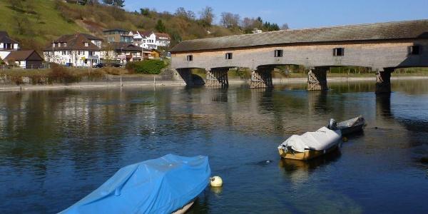 Rheinbrücke Diessenhofen–Gailingen