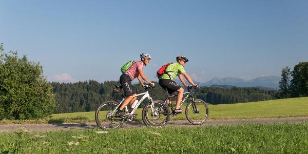 Oberschwaben-Allgäu-Radweg Etappe 2
