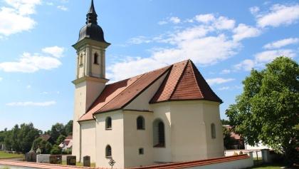 Filialkirche Mariä Geburt Eschlbach