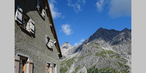 Lünersee Alpe
