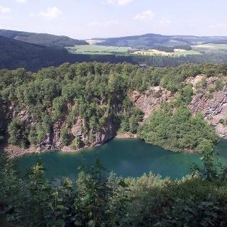 Bergsee in Siedlinghausen