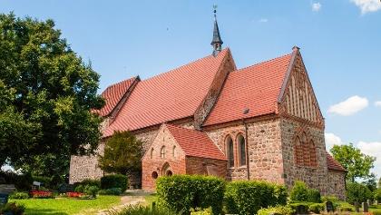 Kirche Petschow