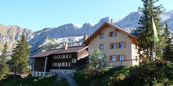 Lindauerhütte