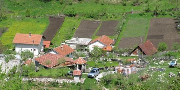 Budovići village