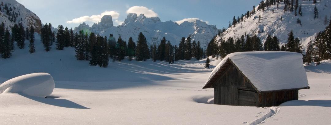 Die Plätzwiese im Winter