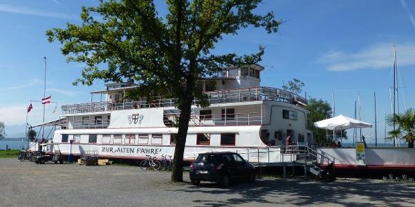 Zur Alten Fähre in Lochau