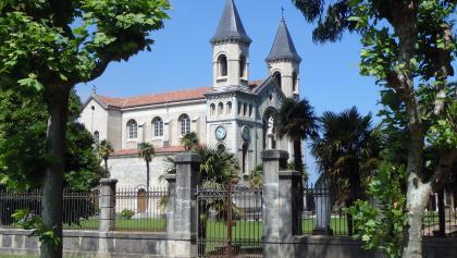 Cudillero: Iglesia de Jesus de Nazareno