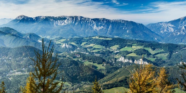 Blick vom Sonnwendstein