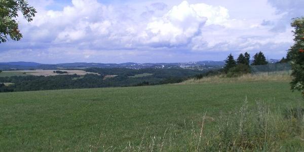 Blick von der Winnenbergerhöhe