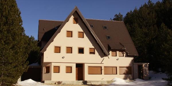 Administrative building - Nature Park Blidinje