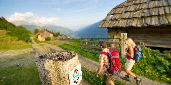 Am Alpe-Adria-Trail