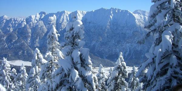 Skitour Laber