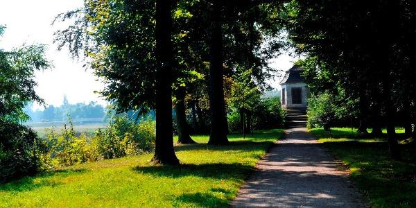 Schlosspark Trebsen