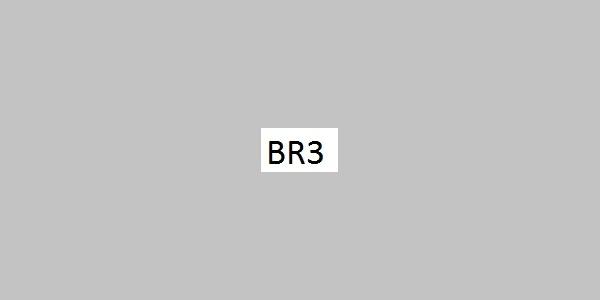 Wegelogo BR3