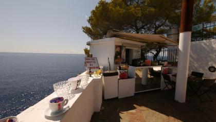 Kleines Café am Leuchtturm