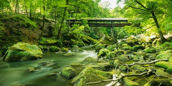 Die Irreler Wasserfälle