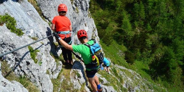 Schützensteig | Jenner Klettersteig