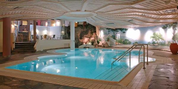 Schwimmbad im Ringhotel Niedersachsen in Höxter