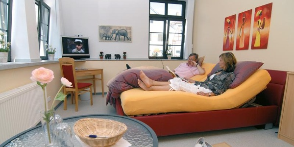 Betten-Paradies & Pension Schübeler in Beverungen