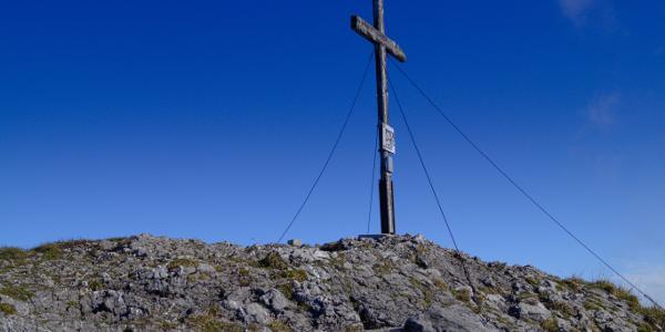 Gipfel der Holenke 2044m