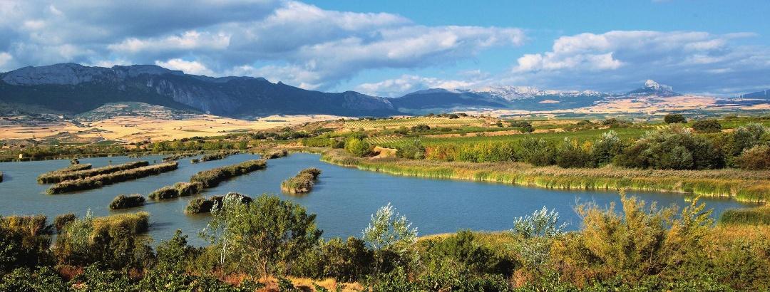 Las Lagunas de Laguardia