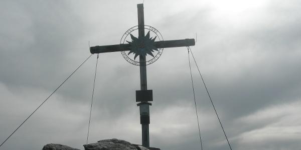Kreuz auf dem Zischgeles