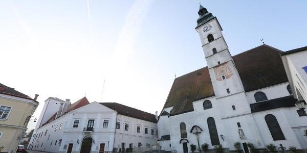 Pfarrkirche (Copyright: schwarz-koenig.at)