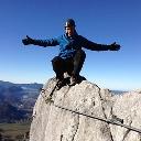 Profilbild von Patruckel - Spaß am Klettersteig