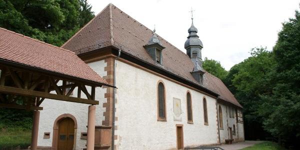 Kolmerbergkapelle Dörrenbach