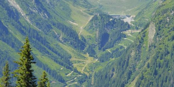 Silvretta-Hochalpenstraße