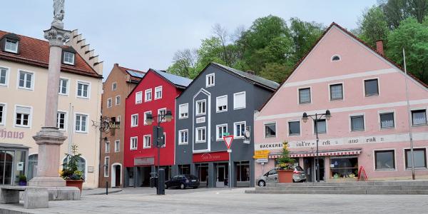 Marktplatz Wartenberg