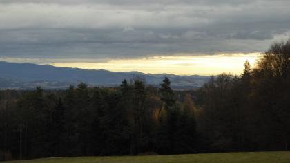 Blick in den Vorderen Bayerischen Wald