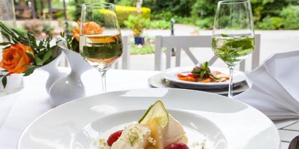 Landhotel Der Schwallenhof: Restaurant