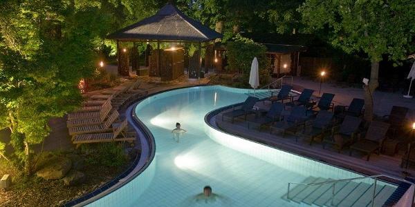 Bali Therme: Saunagarten