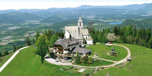 Luftbild Gipfelhaus