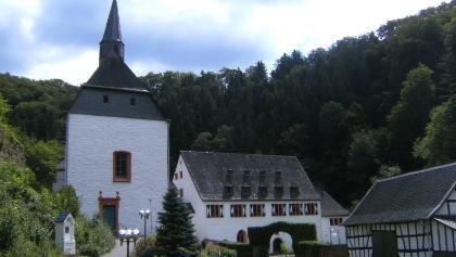 Ankunft an Kloster und Burg Ehrenstein