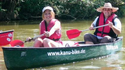 Kanutouren auf Kocher, Jagst und Neckar