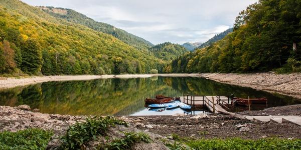 der Biogradsko Jezero