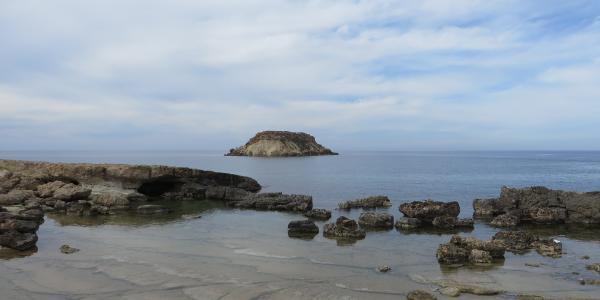 Geronisos Island