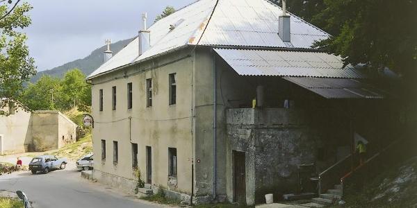 Mountain hut Oltari