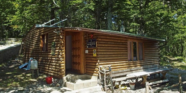Mountain hut Skorpovac